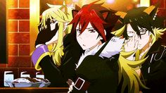 Crow, Aion & Yaiba ♥ There dorks ♥