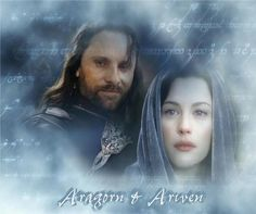 The Tale of Aragorn and Arwen takes place in the Third Age of Middle-earth. It tells the story of the love of the mortal man, Aragorn and the immortal Elf Maiden, Arwen. Aragorn Et Arwen, Great Love Stories, Love Story, Arwen Undomiel, The Hobbit Movies, Movies Coming Out, Lord Of The Rings, Lord Rings, Aragon