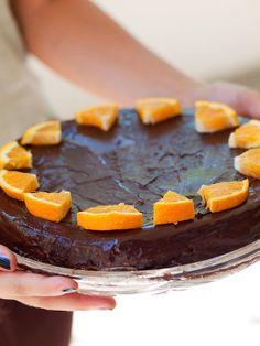 Torta od naranče i čokolade