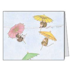 """""""8 Blank Cards/8 Envs"""", Stock #: N2011-3B, from House-Mouse Designs®. This item was recently purchased off from our web site. Click on the image to see more information."""
