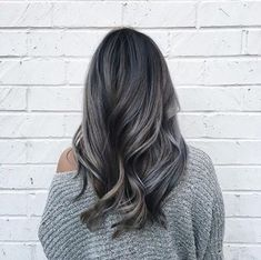 steel grey - whathehair