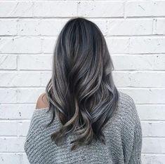 steel grey - whathehair