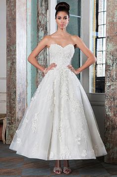 253 best Strapless Wedding Dress images on Pinterest in 2018 ...