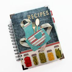 Blank Recipe Book  Gift For Wife  Family by PreciousLifeMoments