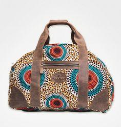 Blue Sun Convertible Bag
