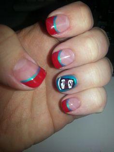 Dr. Seuss nails