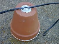Global Buckets: Olla Irrigation-  Using clay pots and tubes to auto-irrigate crops.