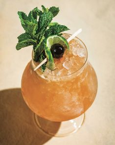 Cocktail Garnish, Cocktail Drinks, Aquavit Cocktails, Passion Fruit Syrup, Best Cocktail Recipes, Drink Recipes, Cinnamon Syrup, Grapefruit Juice, Cocktail Making