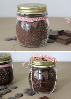 homemade hot chocolate from @Christin Fonn Tømte Fonn Tømte schindewolf