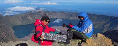 Looking to Mount Rinjani trek organizer, tour information, hiking guide or trekking package Rinjani mountain? The best service and prices here.