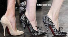 Michael van der Ham-Spring-2014-Shoes