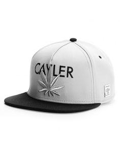 Cayler & Sons Cayler snapback Cap grey-black