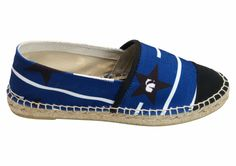 Karl Lagerfeld - St. Tropez Capsule Collection - http://olschis-world.de/  #KarlLagerfeld #shoes #StTropez