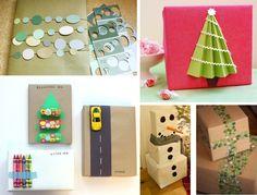 Qualche idea per incartare i regali? Eccola!!  #babyjoggeritalia #natale #vacanze