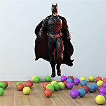 Batman Wandtatto - Dekoration für das Kinderzimmer kleiner Superhelden