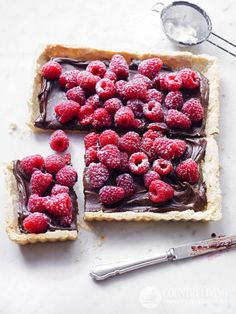 Tarts on Pinterest | Tarts, Raspberry Tarts and Strawberry Tarts