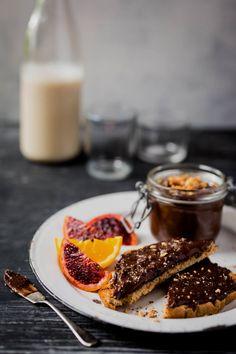 Tartinade choco-amandes - K pour Katrine Keto, Food Photo, Muffins, Smoothies, Panna Cotta, Waffles, Gluten, Breakfast, Ethnic Recipes