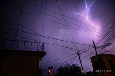 10 años de lluvia en la lente de Luis Gutiérrez