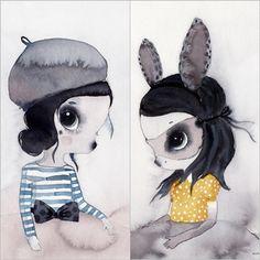 Miss Lola et Miss Vivienne - Les petits- Mrs Mighetto - fée pas ci, fée pas ça