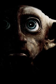 I <3 Dobby, the Free Elf #HarryPotter #Dobby