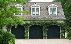 Beautiful garage...