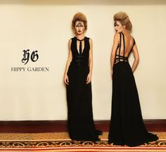 HIPPY GARDEN SO FABULOUS DRESS  Iz fantastične lepeze luksuznih HIPPY GARDEN modela, u nadolazećim danima slavljeničke raskoši, savjetujemo ovu atraktivnu svečanu kombinaciju. Obratite pažnju na elegantan i seksipilan dodatak - veliki izrez na leđima. Dostupna je u HIPPY GARDEN Showroomu u Masarykovoj 5, te na web shopu: http://www.hippygarden.net/en_US/product/so_fabulous_dress #hippygarden #marquisemaestoso