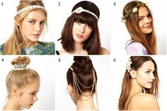 Check out these gorgeous wedding hair accessories that are all under $25!