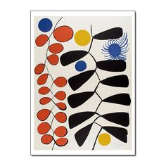 LACMA Store - Alexander Calder 'Spiral Imaginatif' Holiday Cards
