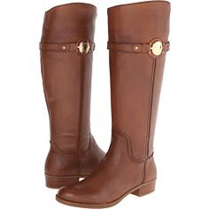 Tommy Hilfiger Riding Boots- Tan- 9 1/2