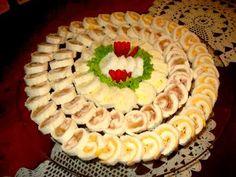 Na Cozinha da Margô: Mini Rocamboles de Pão de Forma