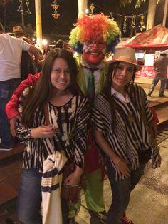 Carnaval del diablo en Riosucio, Caldas Colombia