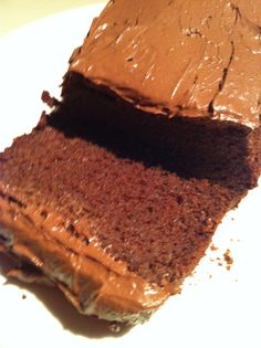 Gluten Free Chocolate Cake (great recipe!) with Frosting - try 1 to 2 cups sugar. Swap some of the tapioca flour for more cocoa powder to make a more decadent cake.