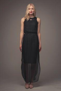 Drew Backless Dress - Named