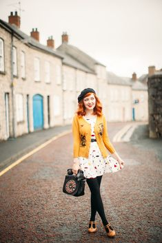 Outfit: The Love Letter Cardigan - A Clothes Horse