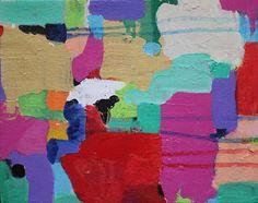 nadine - original abstract painting