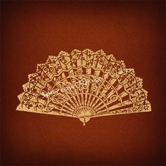 Antique Chinese Fan Wall Art Oriental By Sparrowhouseprints