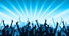 I like going to concerts and parties with friends.