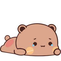 Cute Anime Cat, Cute Bunny Cartoon, Cute Cartoon Images, Cute Cartoon Characters, Bear Cartoon, Cute Images, Cute Panda Wallpaper, Cute Couple Wallpaper, Cute Bear Drawings
