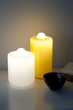 sunday lamps by kristine five melvær