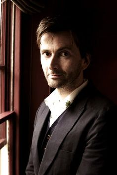 David Tennant (I may have fainted a little.)