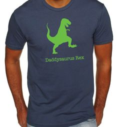 Daddysaurus Rex Dad T Shirt New Dad Shirt Best Dad Funny Dad Shirt Father's Day Gift Father T Shirt Father Gift Gift for Dad Daddy T Shirt by threadedtees on Etsy https://www.etsy.com/listing/249260083/daddysaurus-rex-dad-t-shirt-new-dad