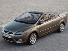2006 Ford Focus Coupe-Cabriolet