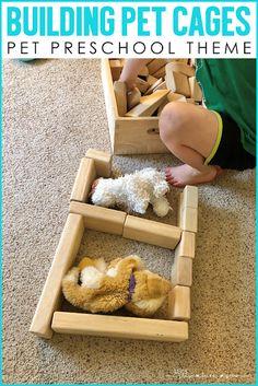 Pet Theme Preschool, Preschool Supplies, Preschool Curriculum, Toddler Preschool, Preschool Activities, Homeschool, Classroom Pets, Childhood Education, Early Childhood