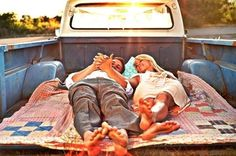 I love this - could use Jonathan's truck. Also love the lighting (maybe at sunset?)