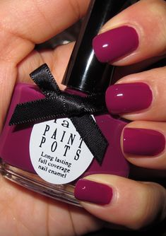 Tried and Tested   Ciate Nail Varnish