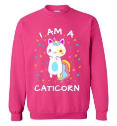 I AM A CATICORN - SWEATSHIRT