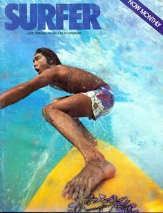 VINTAGE SURFER MAGAZINE VOLUME 19, NO. 2 (JUNE 1978) Mark Foo in a pipe! R.I.P