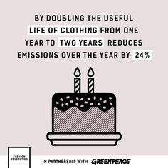 Next time you're thinking of purchasing a clothing item consider if it's a item that will last and if you'll be able to get many uses out of it. Small changes in how we buy and use clothing can have a big impact! Fast Fashion, Slow Fashion, Sustainable Clothing, Sustainable Fashion, Sustainable Textiles, Sustainable Energy, Ethical Shopping, Lifestyle Quotes, Eco Friendly Fashion
