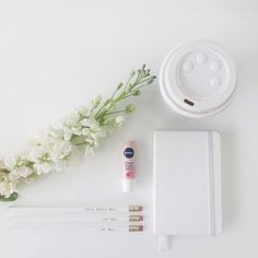 Made From Scratch Instagram | pretty morning essentials