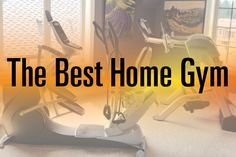 A home gym offers valuable advantages that can keep you exercising regularly. But how do you put together the best home gym possible? #HomeGym #Fitness #Exercise #HomeFitness